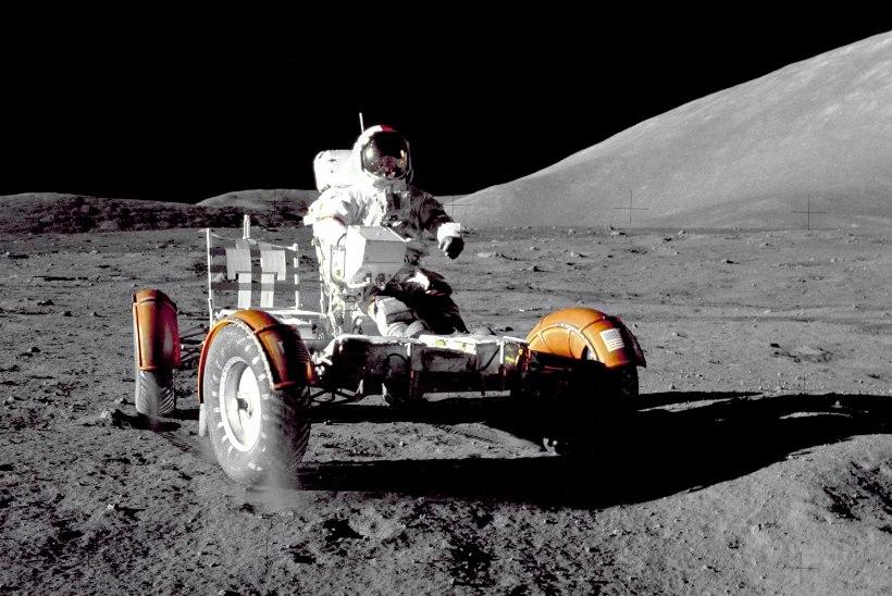 LENNUKAS PLAAN: USA tahab hiljemalt 2024. aastal saata Kuule naisastronaudi