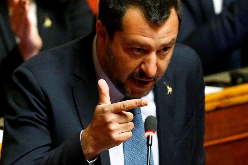 Itaalia ja Malta valitsused: piraadid vallutasid neid Vahemerest päästa üritanud aluse