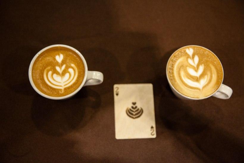 Armastad kohvi? Pane oma oskused proovile!