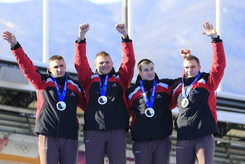 Venemaa dopingupetised diskvalifitseeriti, Läti võitis taliolümpialt läbi aegade esimese kuldmedali