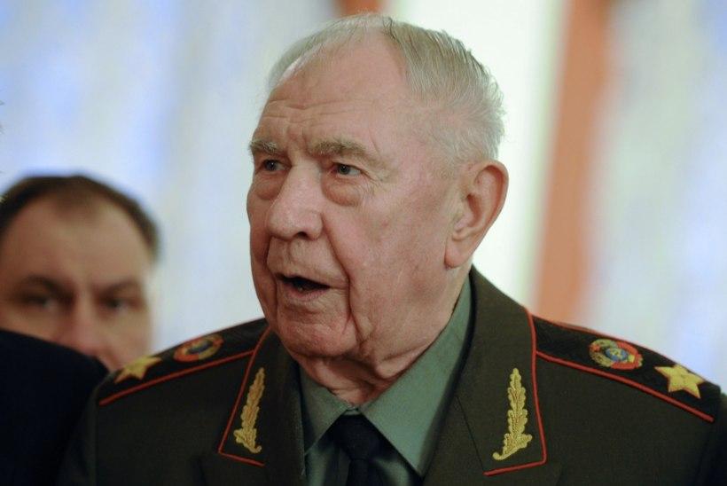Vilniuse kohus mõistis endise NSV Liidu kaitseministri kümneks aastaks vangi