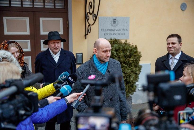 TV3 VIDEO | Uuring: enamik Eesti inimesi ei ole rahul koalitsiooniläbirääkimistega ja näeksid peaministrina Kaja Kallast