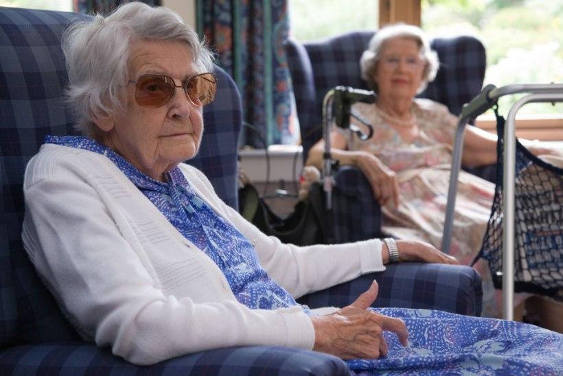 VANUREID ALAHINNATAKSE: eakate hoolduses on vaja rohkem tähelepanu pöörata vaimsele tervisele