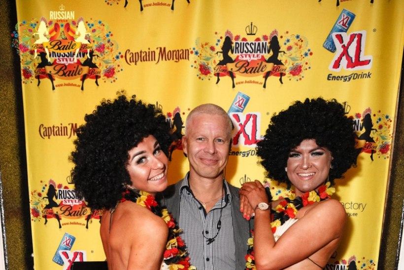 ФОТО: на танцполе самой веселой вечеринки города – BAILE-bon RUSSIAN STYLE снова наступила жара!