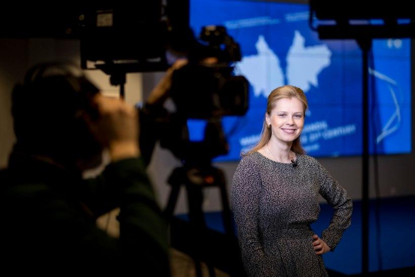KAADRID LÄBI AEGADE |Palju õnne! Alati särav saatejuht Katrin Lust tähistab täna sünnipäeva