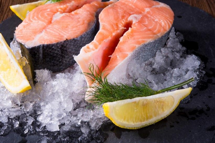 TULEB PÄHE ÕPPIDA: kaua püsib värske kala söömiskõlbulik?