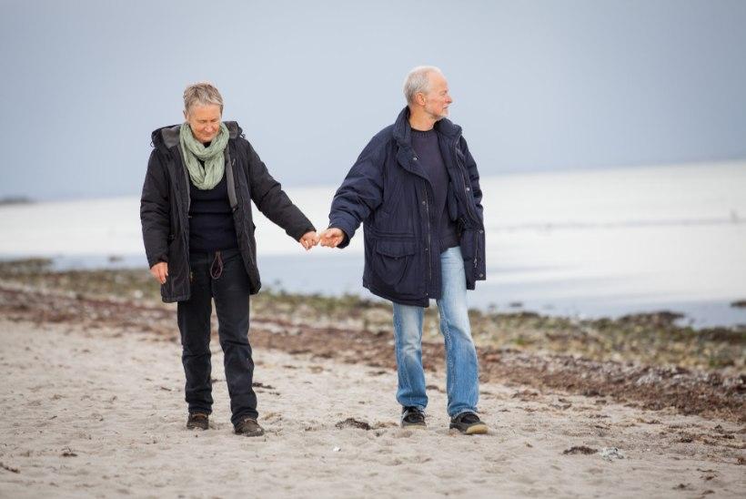 Kõndimine hoiab vanemaealiste naiste südant!