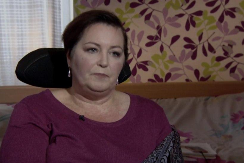 Rasket lihashaigust põdenud Jane Paberit lahkus Šveitsis vabatahtlikult elust