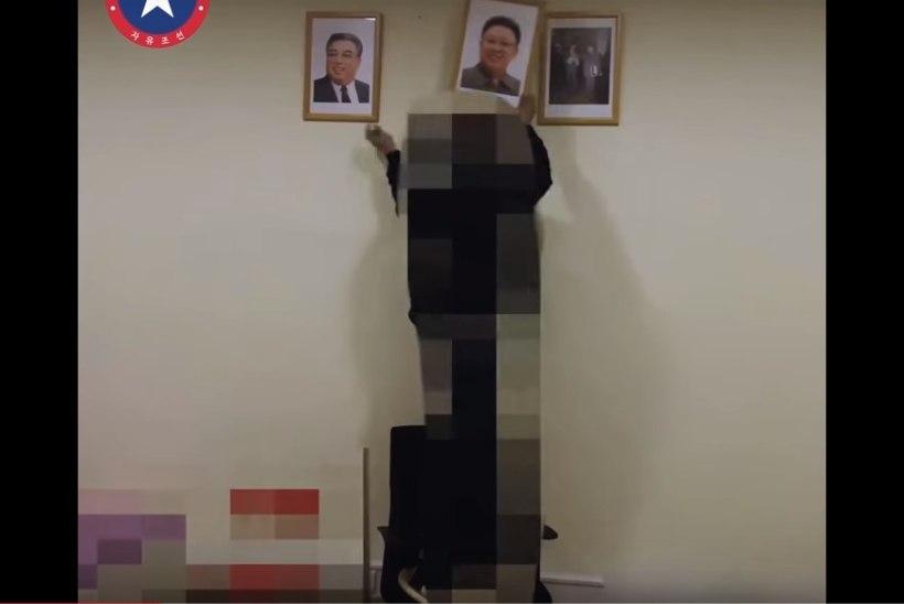 VIDEO | NAGU FILMIS: Kim Jong-uni vastane rühmitus murdis Põhja-Korea saatkonda ja möllas seal mitu tundi
