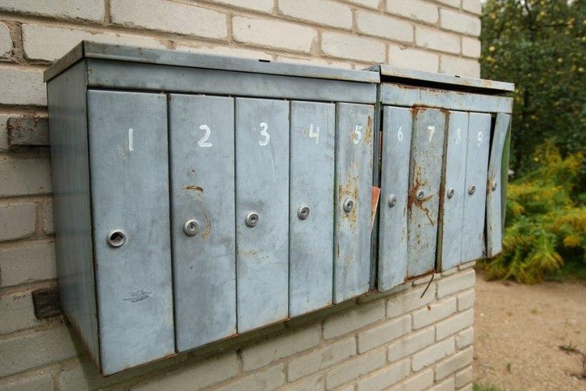 Soome postifirma närutab Eestis palkadega