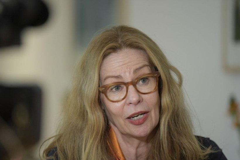 Birgitte Bonnensen vabastati Swedbanki tegevjuhi kohalt