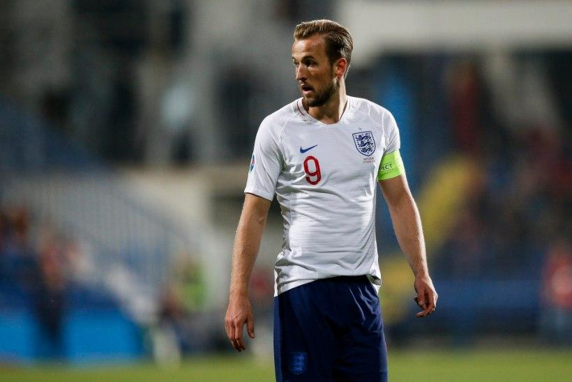 Inglismaa jalgpallikoondise staarründaja mõtleb alavahetuse peale