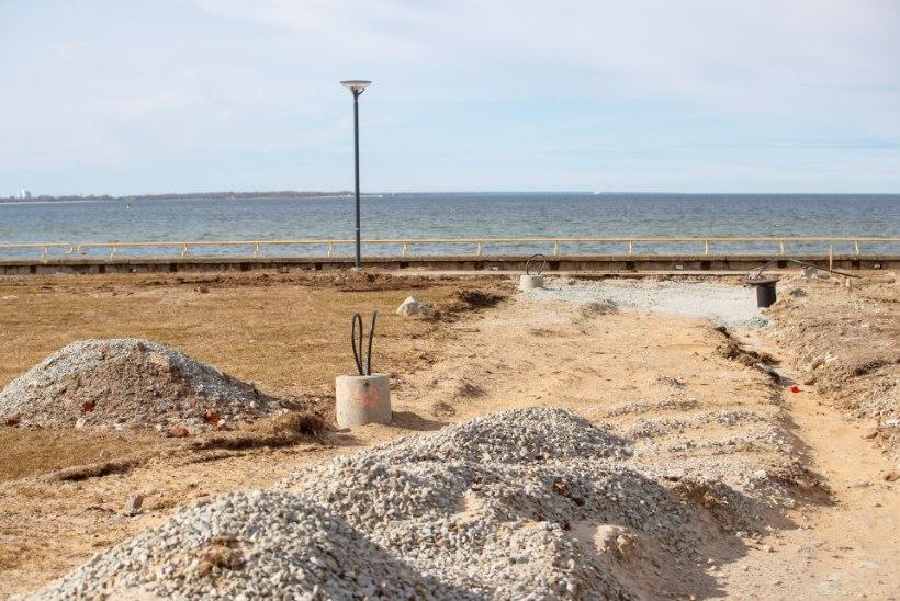 GALERII | Vaata, kuidas edeneb Reidi tee ehitus