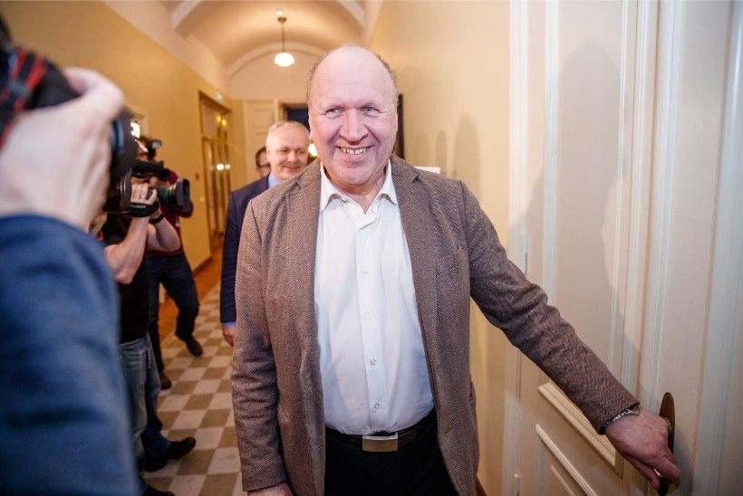 EKRE esinumber europarlamendi valimistel on Mart Helme