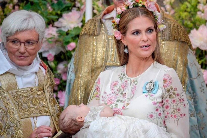 Üllatav otsus: printsess Madeleine kolib tagasi Rootsi