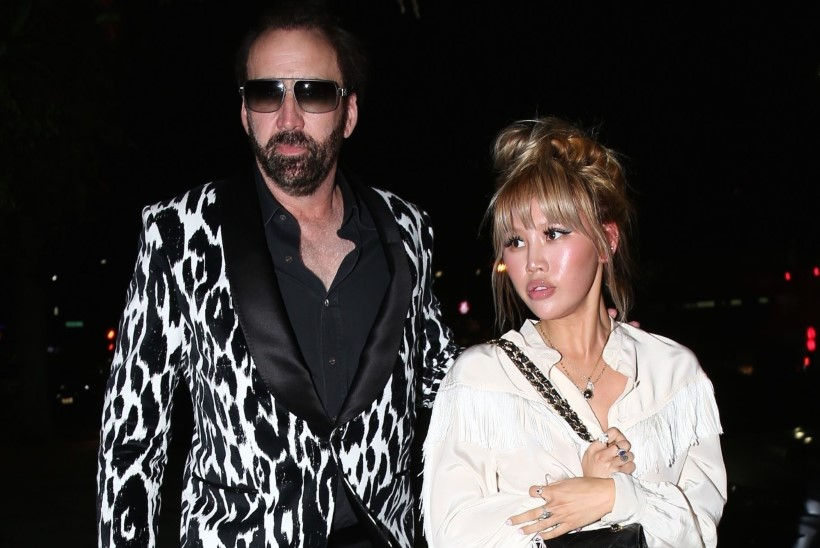 Nicolas Cage'i neljas abielu kestis vaid neli päeva!