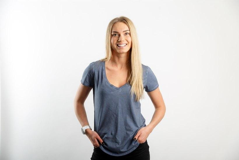 TUGITOOLIS SPORTLANE | Saskia Alusalu: sportlase elu on väga lahe, aga vist ei tahaks, et mu lapsed seda teeks