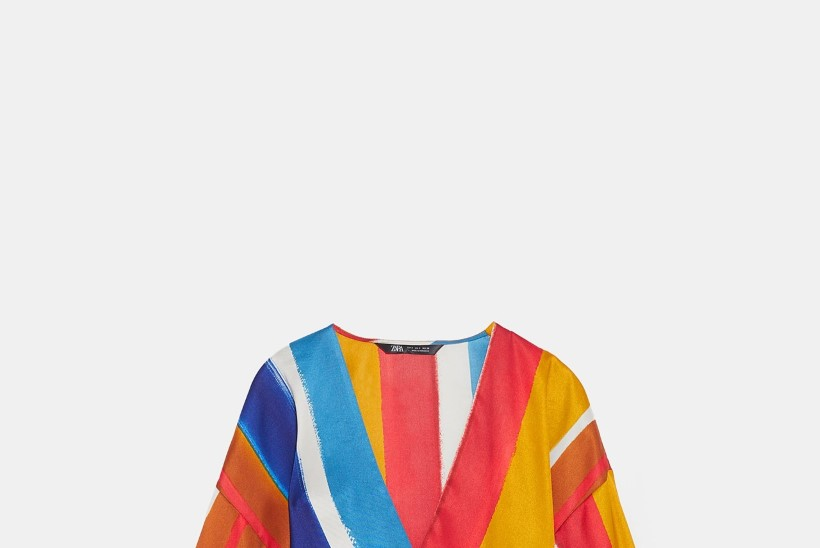 See on kevade kõige trendikam pluusitüüp!