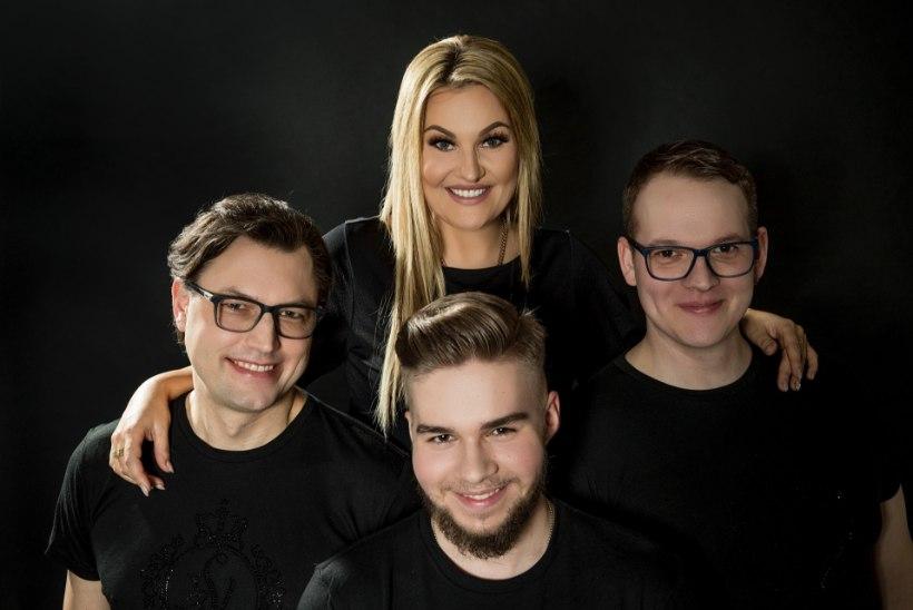 Sünne Valtri uuest bändist: tunnen aina enam, et minu valikud pillimeeste osas on olnud õiged