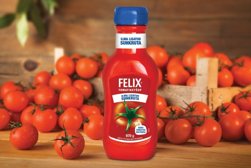 SAAB KÜLL SUHKRUTA: ketšupisse lisati magustaja asemel paremaid tomateid ja vürtse