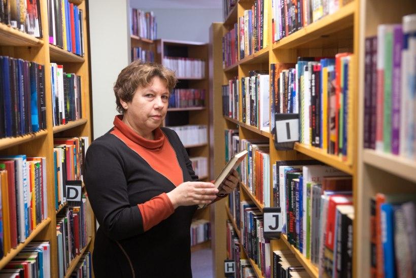 Vastu tahtmist võitlusväljale: Jõhvi raamatukogu juht hakkas Repinskile vastu