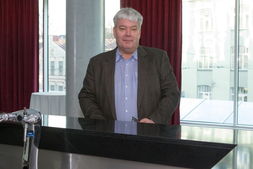 Toomas Sildam: riigikogu saal on nagu teatrilava, kus iga erakond ja poliitik etendab mingit rolli