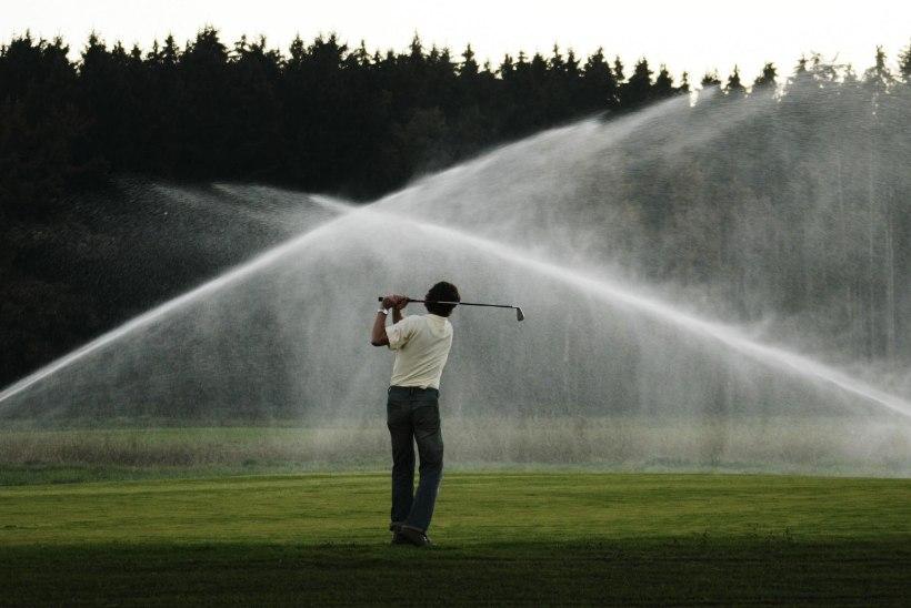 SALAPÄRANE VÄRK: golfikeskuse arvuti pandi pihta ja leiti jälle üles