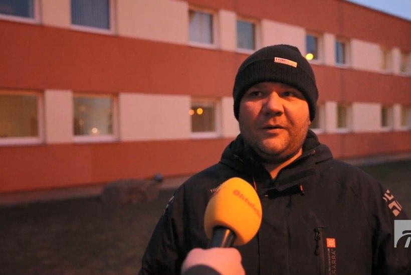 ÕL VIDEO | Viimsis hääletanud mees: peaks tegema rohkem mõistlikke otsuseid