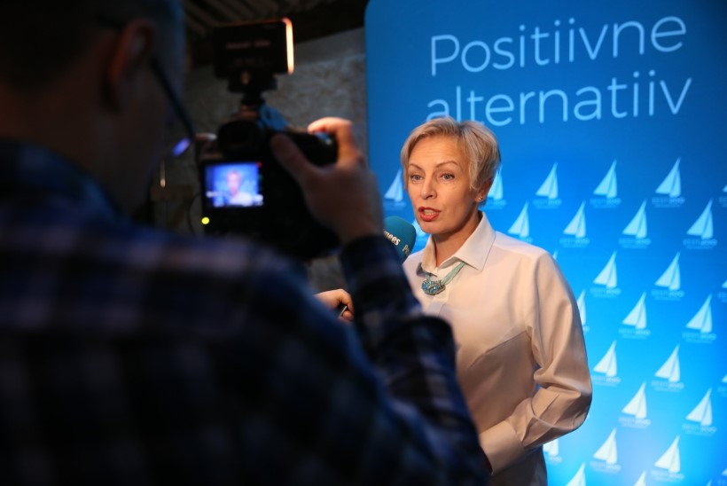 REPORTAAŽ | Eesti 200 valimisõhtu: särav hitt jäi neil valimistel sündimata