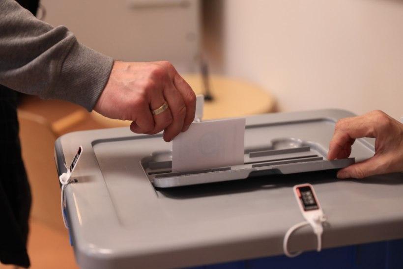 GALERII   Vaata, mis toimub praegu valimisjaoskondades!