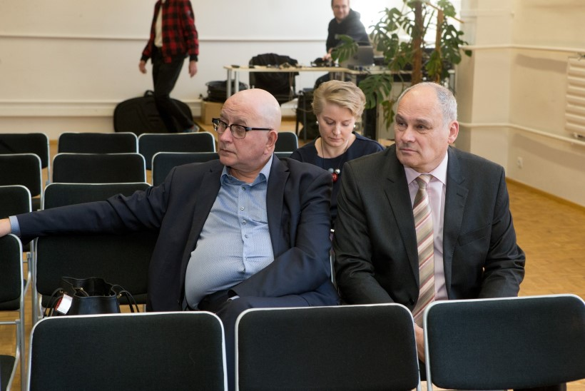 VIDEO JA GALERII | Ratas: volikogu ette jõuab tugev koalitsioonilepe Eestile ja Keskerakonnale