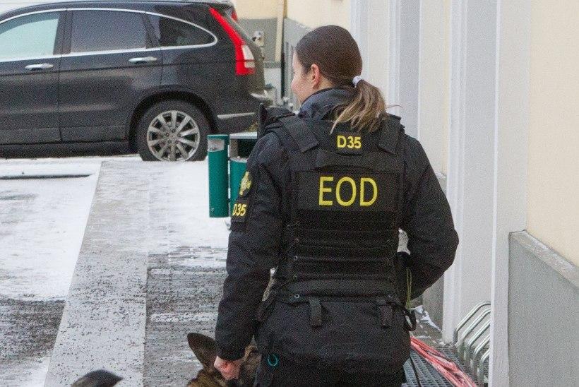 Tallinnas tehti neljale kaubanduskeskusele pommiähvardus