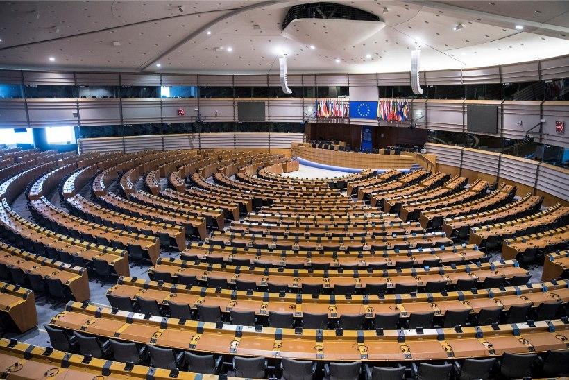 Juhtkiri   Eurovalimisteks enam võhma ei jätkugi?