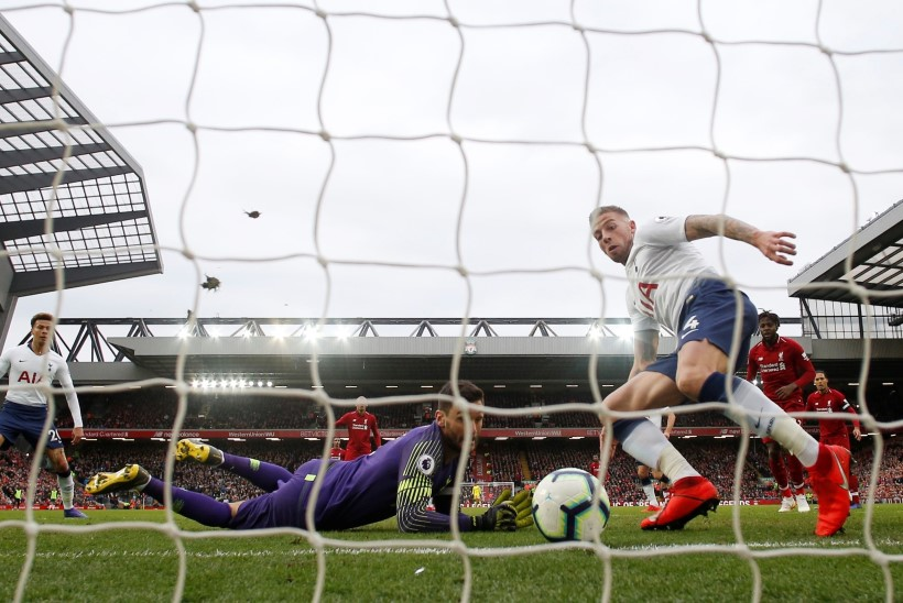 VIDEO | Kodu on kindlus! Tottenhami alistanud Liverpool pikendas muljetavaldavat seeriat