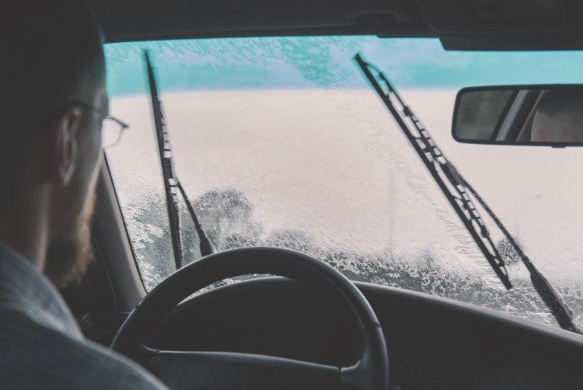 ETTEVAATUST! Auto esiklaas on kevadel suures ohus