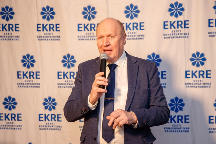 Mart Helme valitsuse moodustamisest: Siim Kallas rääkis mulle, et nad ei plaani kedagi välistada