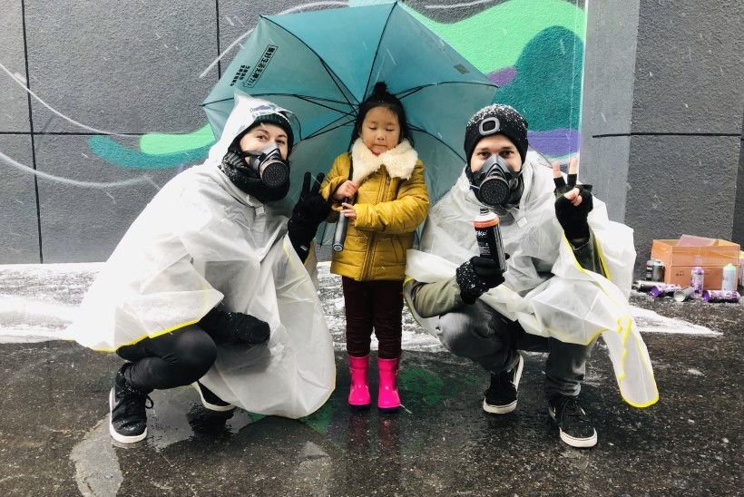 Hiinas imet teinud eestlased: kui endale piire ei sea, siis juhtuvadki põnevad asjad