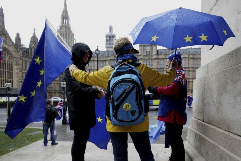 BREXIT JÄÄB ÄRA? Saksamaa parlamendijuht usub endiselt, et Suurbritannia jääb Euroopa Liitu