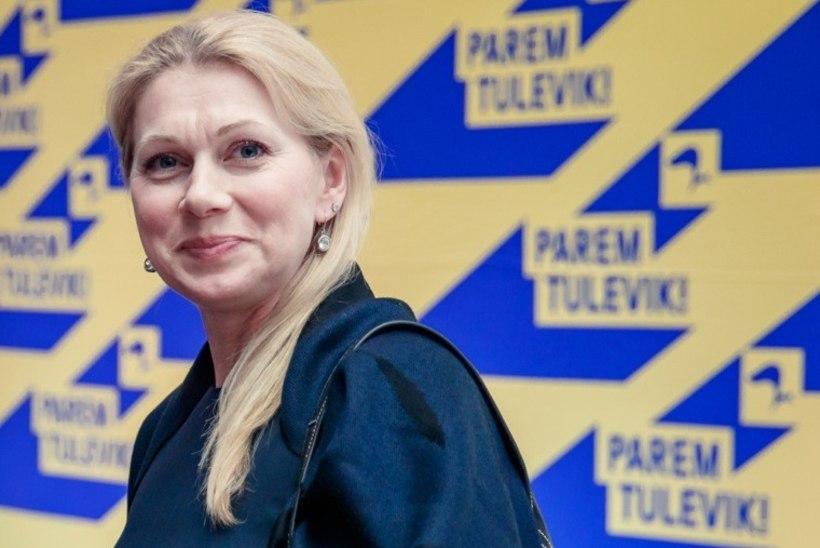 Kristina Šmigun-Vähi: spordikommentaatorid nimetaksid Reformierakonna võitu mäekõrguseks