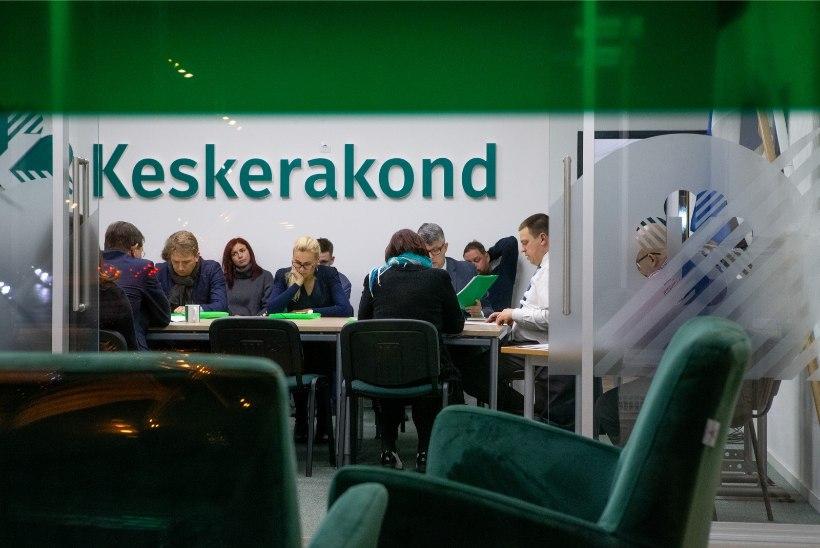 FOTOD | Jüri Ratas Reformierakonnaga kohtumisest: tore, et nad meid kutsusid, aga me pole nende esimene eelistus
