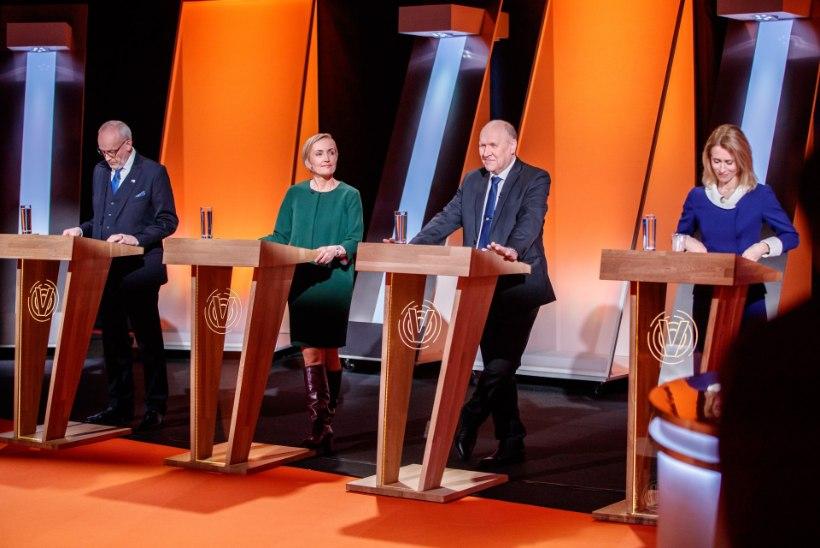GRAAFIK   Milline peaministrikandidaat sai kõige rohkem hääli?