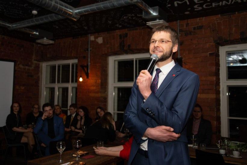 ÕL VIDEO | Jevgeni Ossinovski valimisõhtul: pettumus on, töötasime palju parema tulemuse nimel