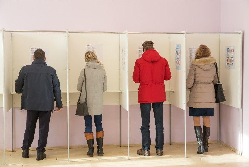 LUGEJA KURDAB: läksin valimisjaoskonnas oma mehega tülli