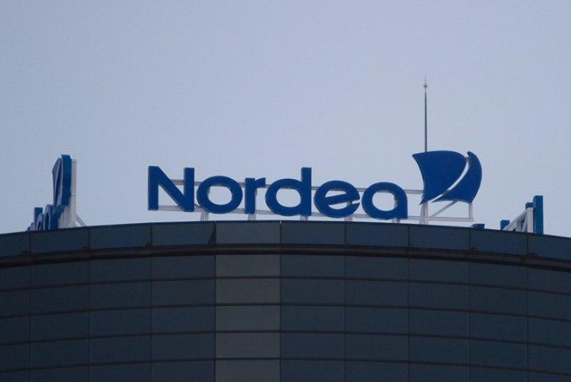 Nordea Pank kisti suuremahulisse rahapesuskandaali