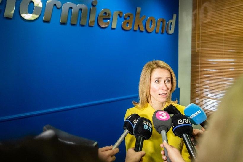 FOTOD | Reformierakond alustab kohtumisi võimalike koalitsioonipartneritega