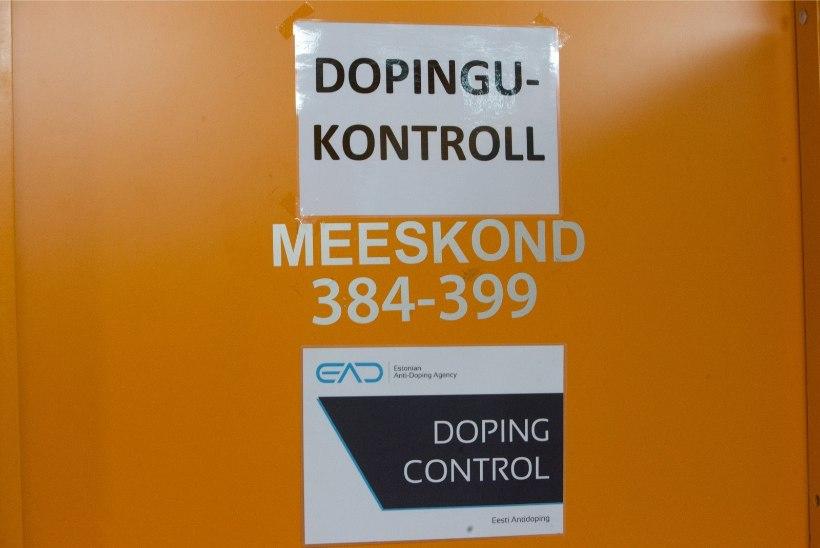 MÄLUMÄNG   Dopingu tume vari