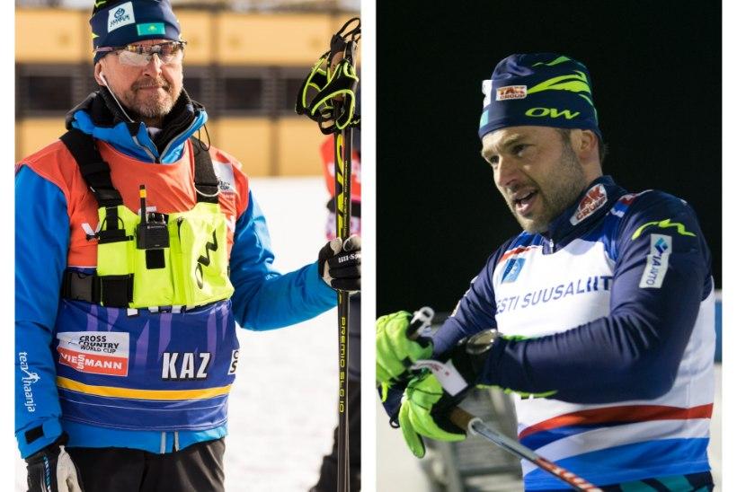 ÜMMARGUSED NULLID! Alaver ja Veerpalu pagendati Eesti spordist