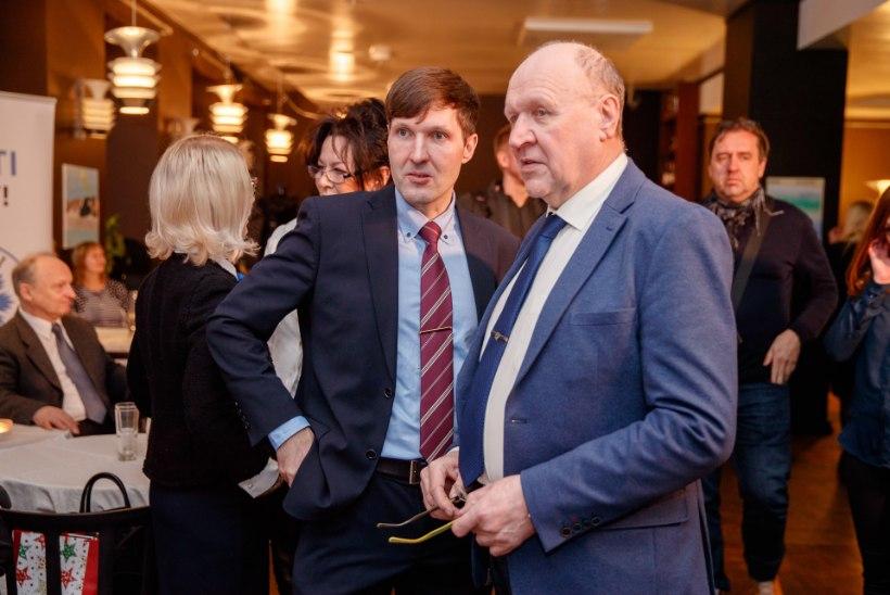 Kas Eesti poliitika ekrestub? Kas Helmed tegid Donald Trumpi?