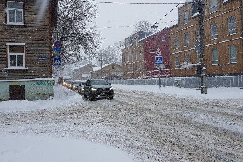 Ott Tänaku ilmaennustaja hoiatus: Tallinna piirkonnas võiks inimesed täna koju jääda