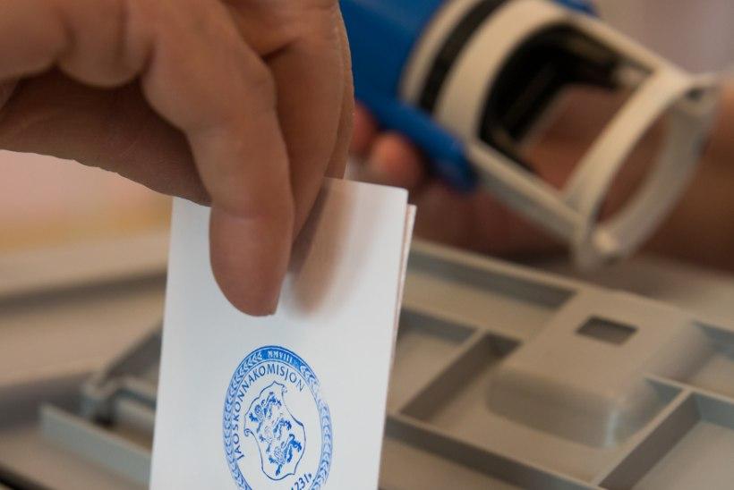 Äpardus Läänemaal: Valimisametniku vea tõttu kaotas vallavanem ühe hääle